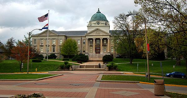 Southeast Missouri State University Academic Hall
